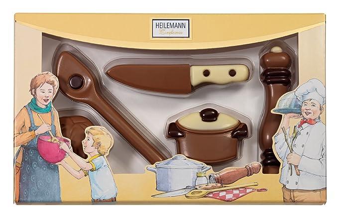 Heilemann - Set de regalo de chocolatinas - Cocina