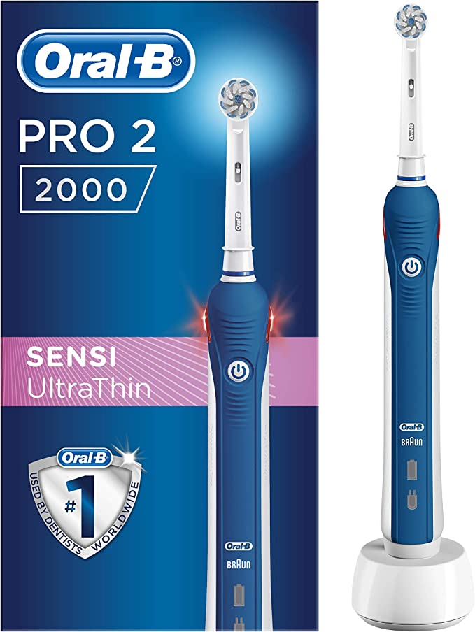 Oral-B PRO 2 2000 Sensi Ultrathin
