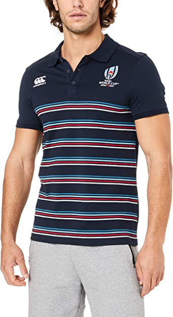 Canterbury Rugby World Cup 2019 19 Cotton Camisa de Polo Hombre