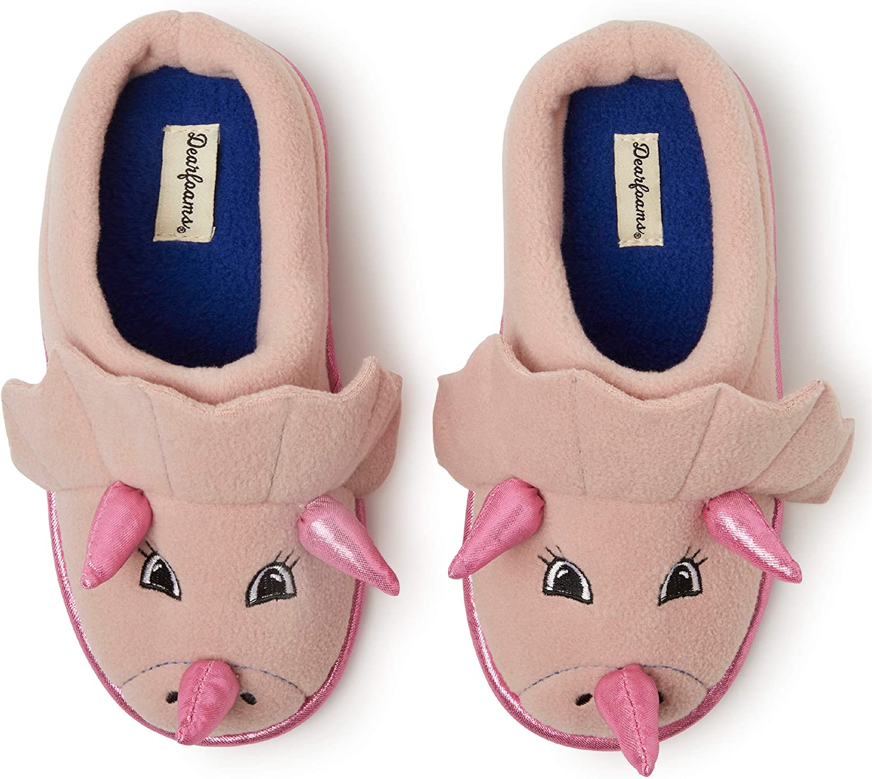 Dearfoams Kids' Clog Slipper