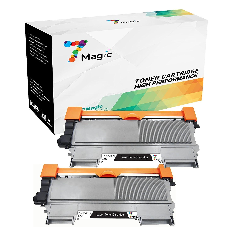 Magic Compatible Brother TN TN TN Cartucho de Tóner Negro de Alta