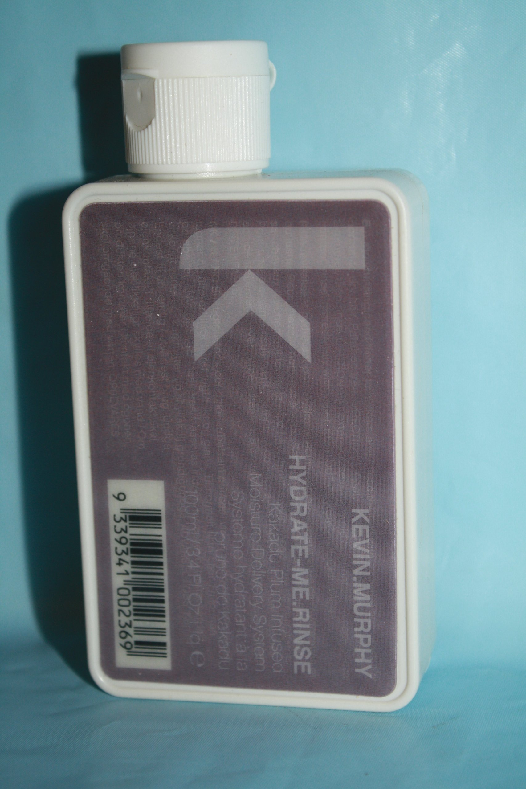 Kevin Murphy Hydrate Me Rinse 3.4 Ounce 100ml Holograph Packaging
