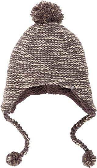 b3f667dc8a7 THE NORTH FACE Fuzzy Earflap Headwear Women brown 2018 bonnet ...