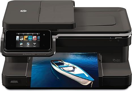 HP Photosmart 7510 e-AiO - Impresora multifunción (Inyección de tinta, Color, Color, 3,5 ppm, 9600 x 2400 DPI, 9 ppm) Negro: Amazon.es: Informática