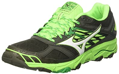 new style 868ae 5c60e Mizuno Wave Mujin 3, Chaussures de Running Homme, Multicolore  (Forestnight White