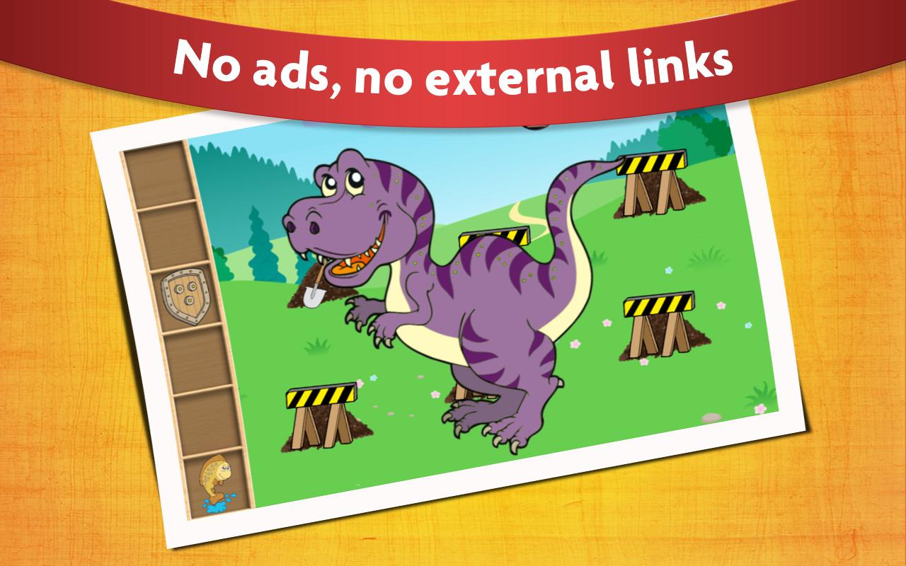 Dinosaur Games | PBS KIDS