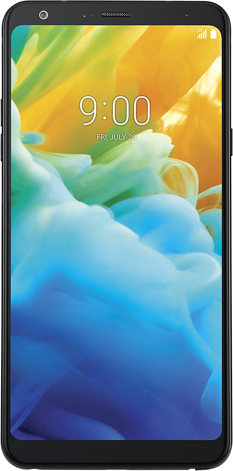 "LG Electronics Stylo 4 Factory Unlocked Phone - 6.2"" Screen - 32GB - Black (U.S. Warranty)"