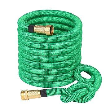 Amazon.com : Greenbest Expandable hose 75\' Expanding Garden Hose ...