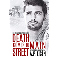 Death Comes to Main Street (The Paul Monroe Mysteries Book 3) book cover