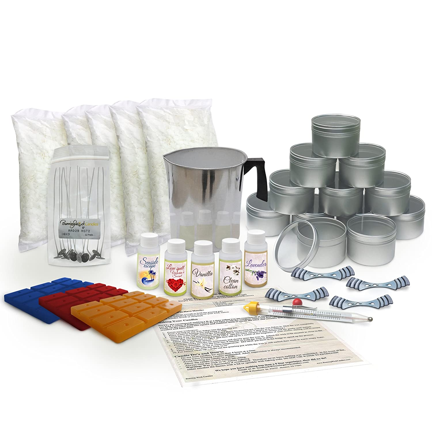 We Carry the Best Candle Making Supplies at Great Prices along with Tips, Advice and Other Items for the Home Crafting Industry, Click Here to Shop With Us Today!