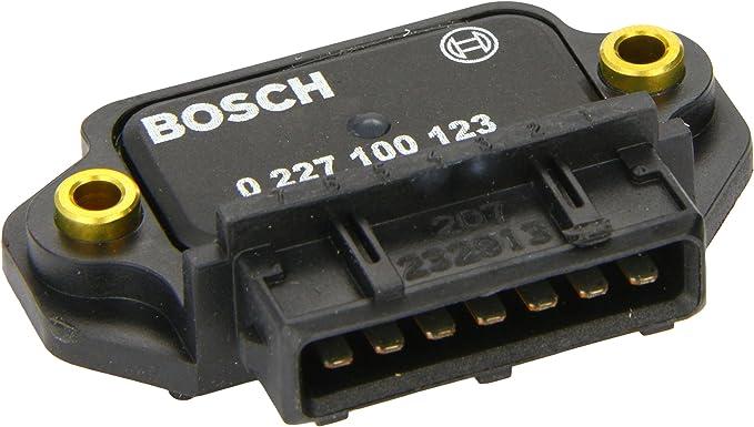 Bosch 0227100123 Schaltgerät Zündanlage Auto