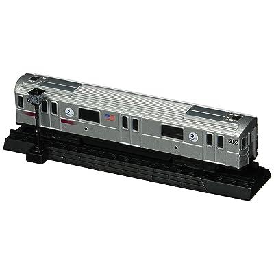 Daron MTA Diecast Subway Car: Toys & Games