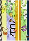 Quadern d'escriptura 2 Infantil La terra de les lletres (Projecte La terra de les lletres) - 9788447925506