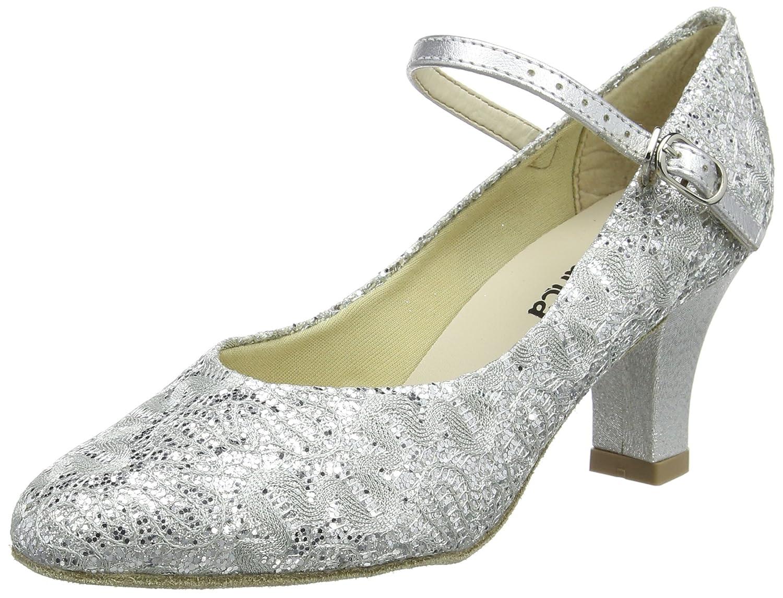 Argent (argent Sparkle) So Danca Bl166, Chaussures de Danse de Salon Femme 41.5 EU