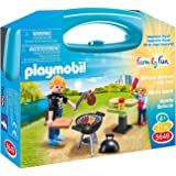 PLAYMOBIL Family Fun – Koffer Grill (5649)