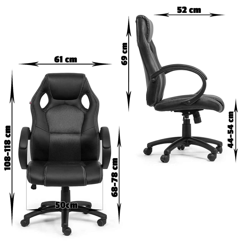 Drehstuhl ergonomisch  MY SIT Profi Bürostuhl ergonomisch mit Armlehnen & hoher ...