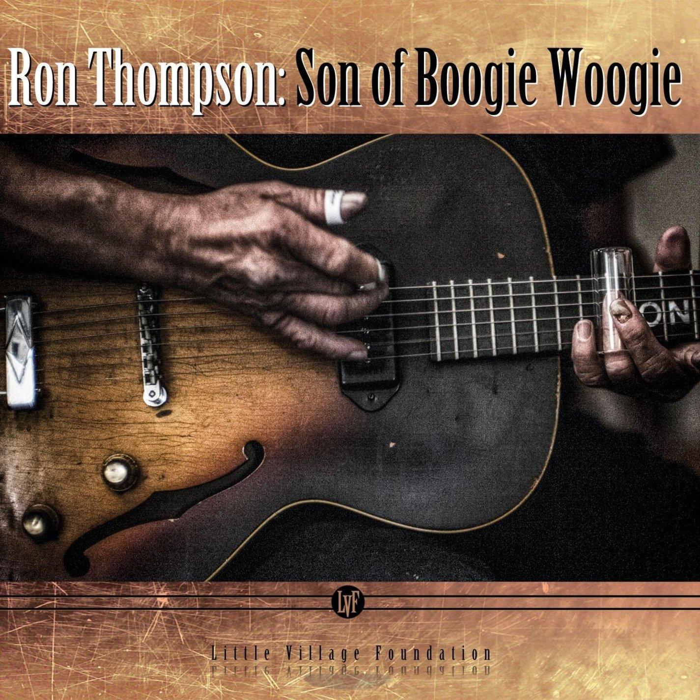 Son of Boogie Woogie: Ron Thompson: Amazon.es: Música