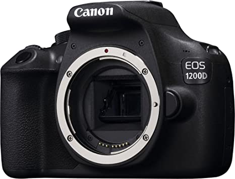 Canon EOS 1200D + 18-55mm - Cámara digital (18 MP, SLR Kit, CMOS ...