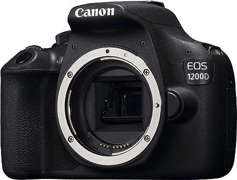 Canon EOS 1200D + 18-55mm - Cámara digital (18 MP, SLR Kit, CMOS ...