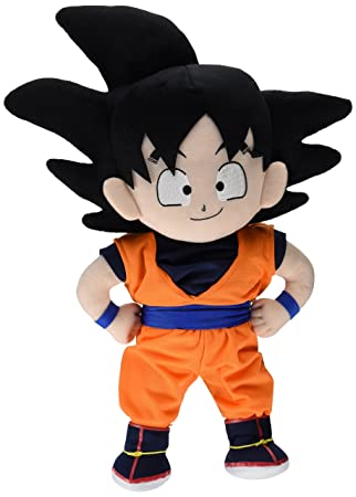 Dragon Ball Z Kid Goku 18 inch Juguete De Peluche
