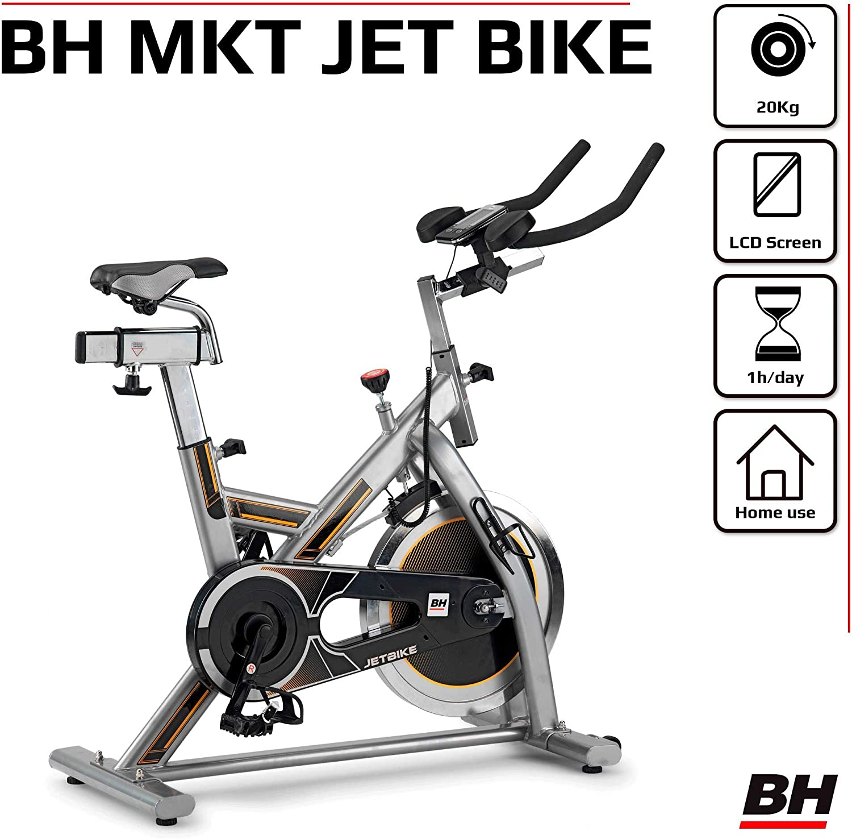 BH Fitness MKT Jet Bicicleta Unisex, Multicolor, Talla Única ...