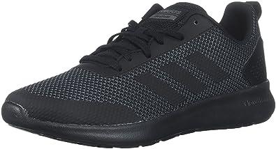 1b40a251c adidas Performance Men's Element Race Running Shoe, Black/Black/Grey Five, 7