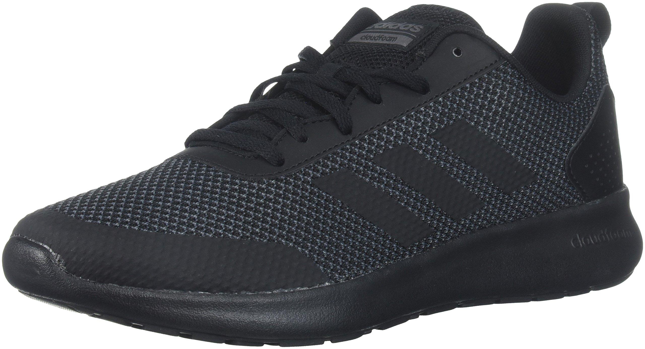 best service f695f fc533 Galleon - Adidas Performance Mens Element Race Running Shoe, BlackBlackGrey  Five, 8.5 M US
