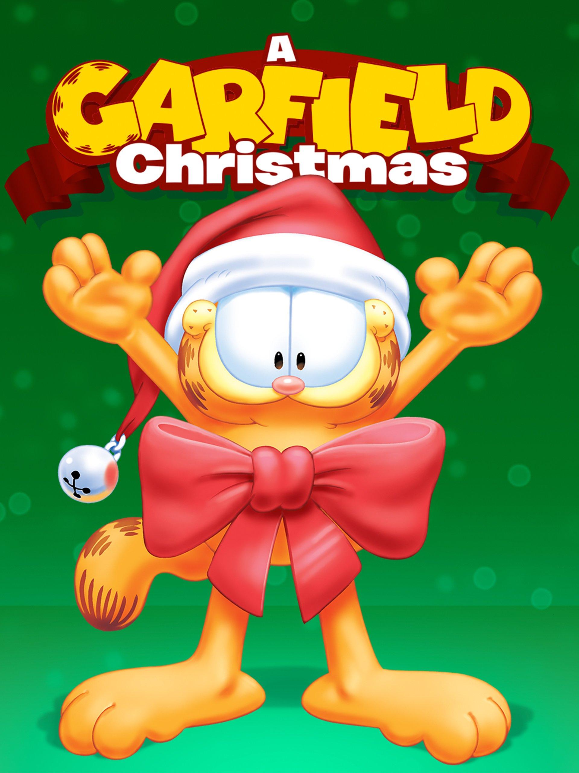 Garfield Christmas.Amazon Com A Garfield Christmas Phil Roman Jim Davis