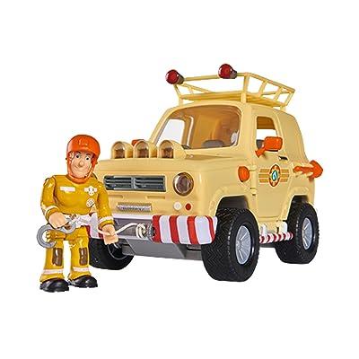 Fireman Sam. Sam Tom's 4x4 Geländewagen