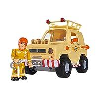 Simba - 109251001 - Sam le Pompier - 4x4 Tout Terrain