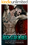 The Complete Tempest Rockstar Series: Rockstar Enemies to Lovers Romance: Includes Irresistible Refrain, Enticing…