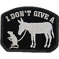 I Don't Give a Rat's Ass Morale Patch (SWAT (Black))