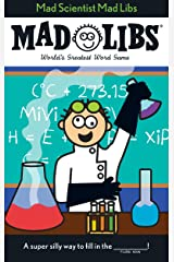 Mad Scientist Mad Libs Paperback