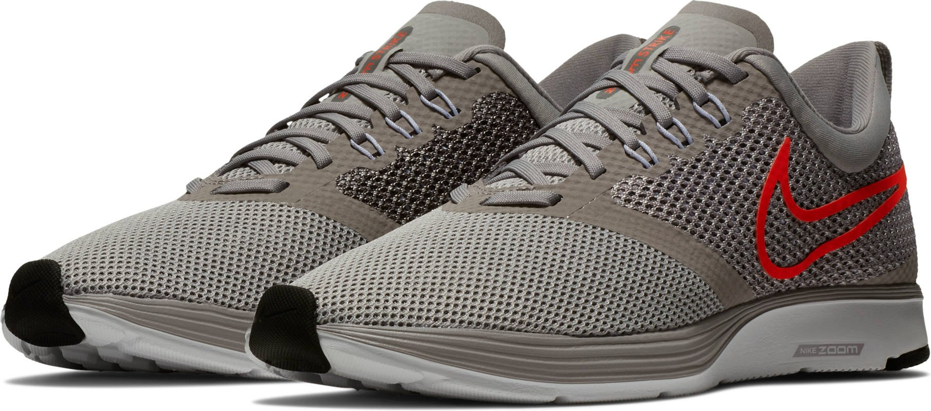 c9604626e29ce Nike Zoom Strike (7, Atmosphere Grey/Total Crimson/Vast Grey/Gun  Smoke/White/Black)