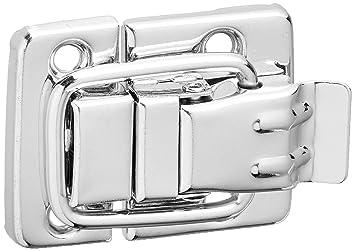 uxcell a16010500ux0082 Toggle Latch acero inoxidable Toggle Latch cierre caja de tono de plata 4 pcs para maleta: Amazon.es: Bricolaje y herramientas