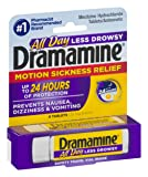 Dramamine All Day Less Drowsy Motion Sickness
