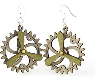 product image for Kinetic Gear Earring 6C
