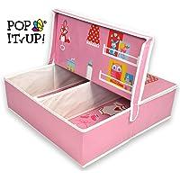 Pop It Up Bebek Oyun Seti Oyuncak Saklama Kutusu