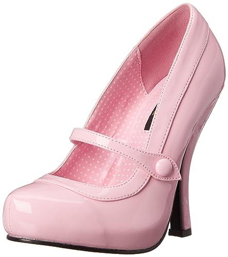 56807c60b2e3ff Pinup Couture Damen Cutiepie-02 Pumps  Amazon.de  Schuhe   Handtaschen