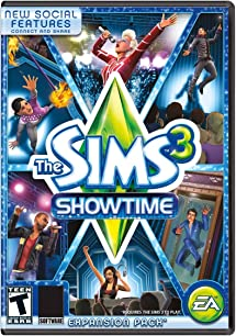 Amazon com: Sims 3 Showtime [Download]: Video Games