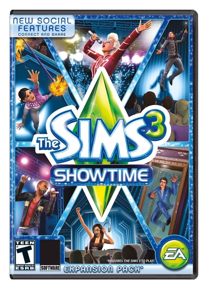 Sims 3 Showtime[Download]