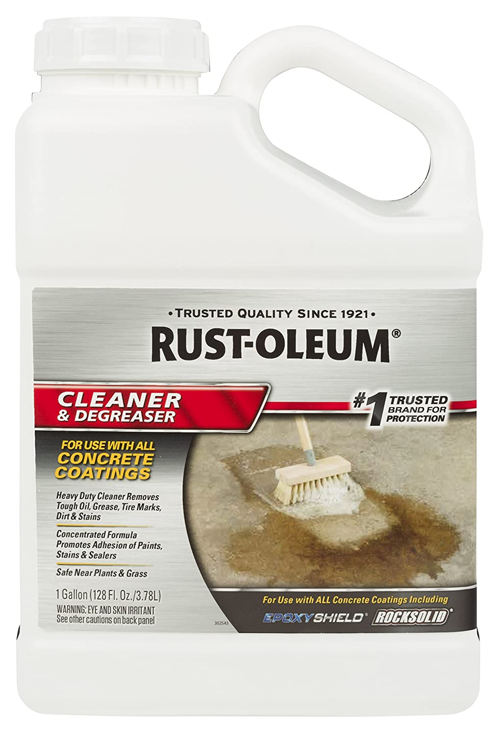 Rust-Oleum 301243 Cleaner and Degreaser, 1 gallon