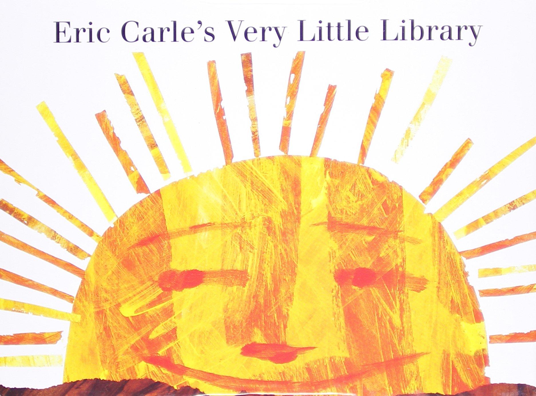 Amazon eric carles very little library 9780399242045 eric amazon eric carles very little library 9780399242045 eric carle books nvjuhfo Choice Image
