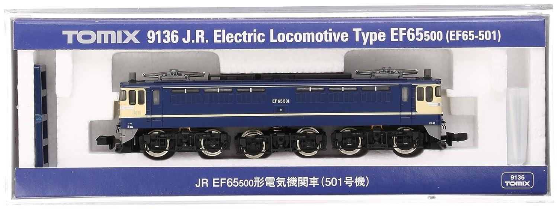 TOMIX Nゲージ EF65-500 501号機 9136 鉄道模型 電気機関車 B008RWYWJ8