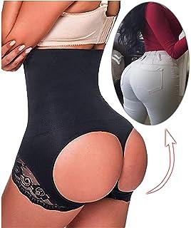 fee4fd25695f1 Gotoly Hi- Waist Butt Lifter Tummy Control Boy Shorts Buttock Booty Control