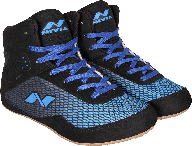 Amazon.com: NIVIA Mesh Wrestling Shoes