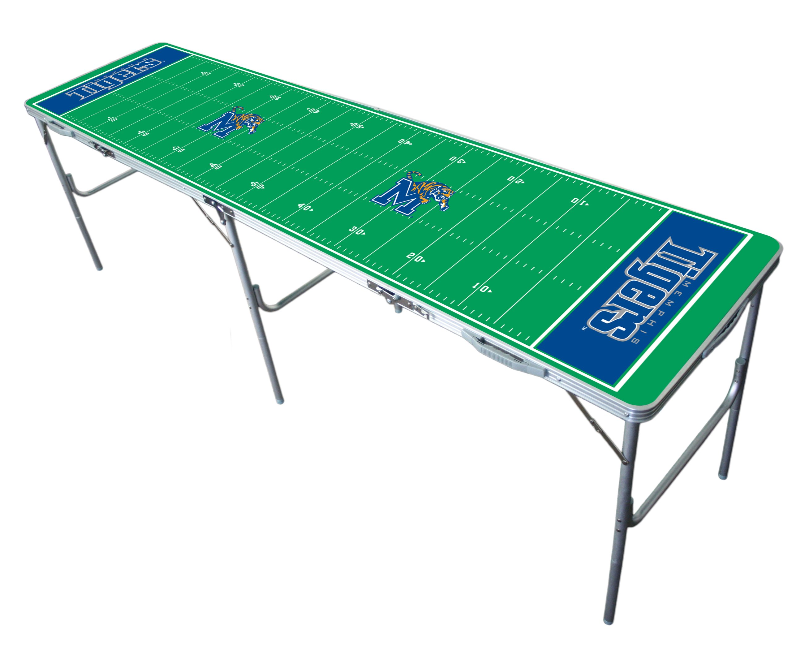 Memphis Tigers 2x8 Tailgate Table by Wild Sports by Wild Sports