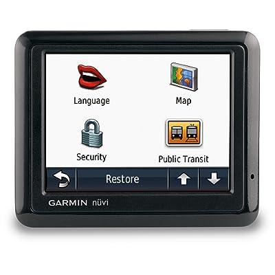 Garmin nüvi 1260/1260T 3.5-Inch Bluetooth Portable GPS Navigator with Lifetime Traffic