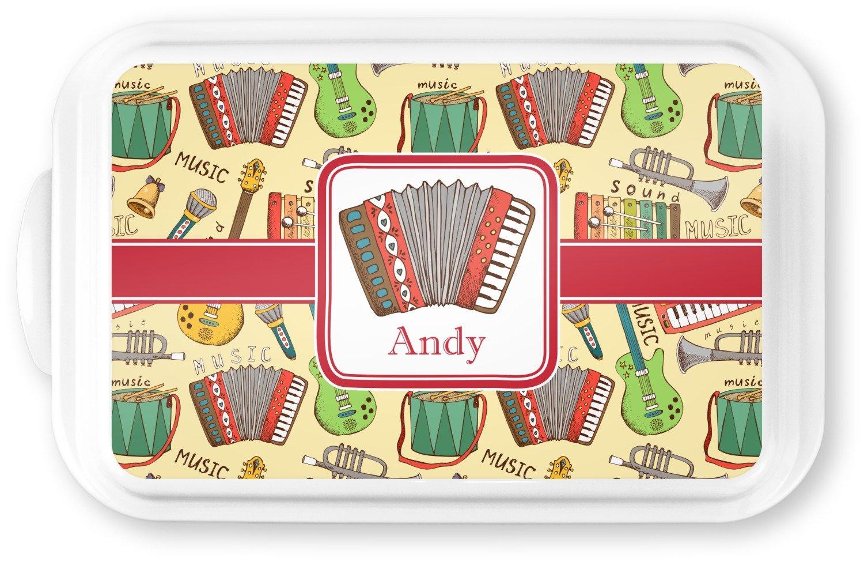 Vintage instrumentos musicales para tartas (personalizado): Amazon.es: Hogar
