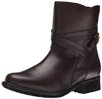 waterproof ankle boots by clarks